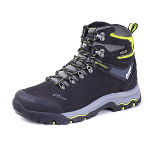Waterproof Backpacking Boots with Wide Toe Box