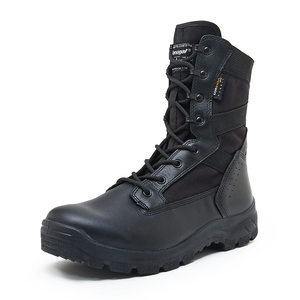 Military airforce pilot boots
