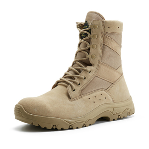 Sand color military boots 33991