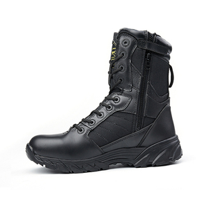 Hard wearing adventure military army boots