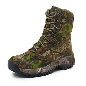 Men's Waterproof Full Draw Hunting Boots