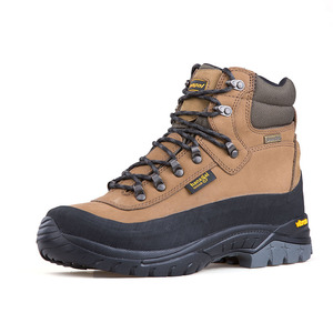 Hanagal Leather waterproof mountain hiking boots 51992